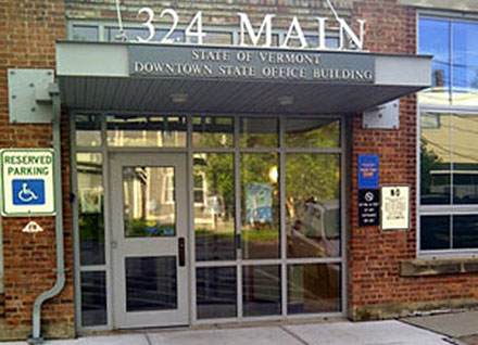 Bennington, VT local health office building