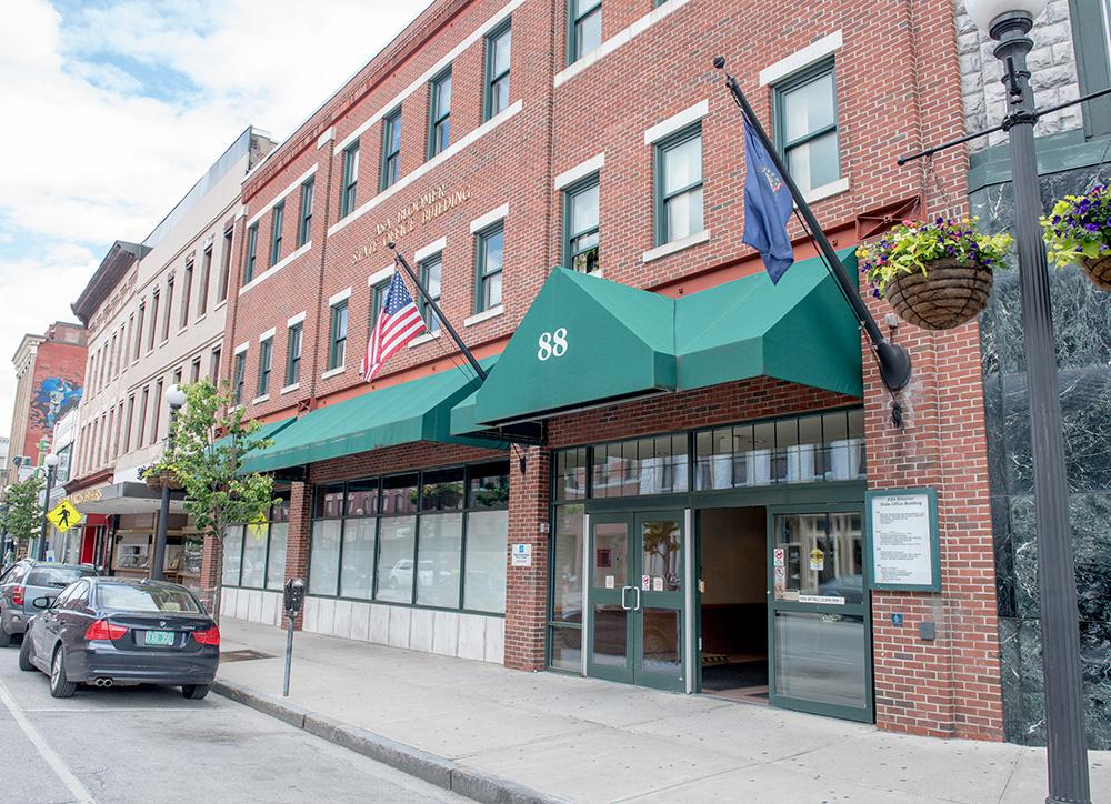 Rutland, VT local health office building