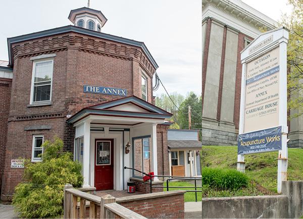 St. Johnsbury, VT local health office building