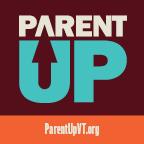 Parent Up VT dot org logo