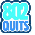802 Quits logo