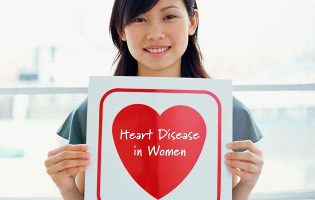Картинки по запросу heart disease women