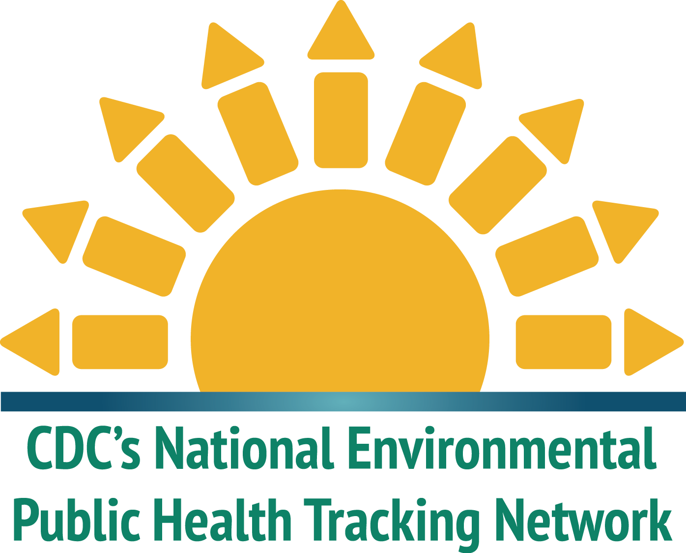 National Environmental Public Health Tracking logo