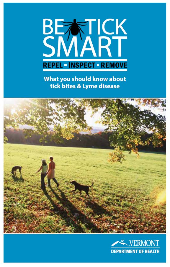 Be Tick Smart Booklet
