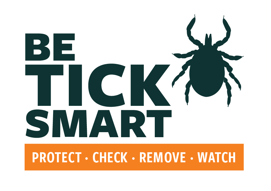 Be Tick Smart logo