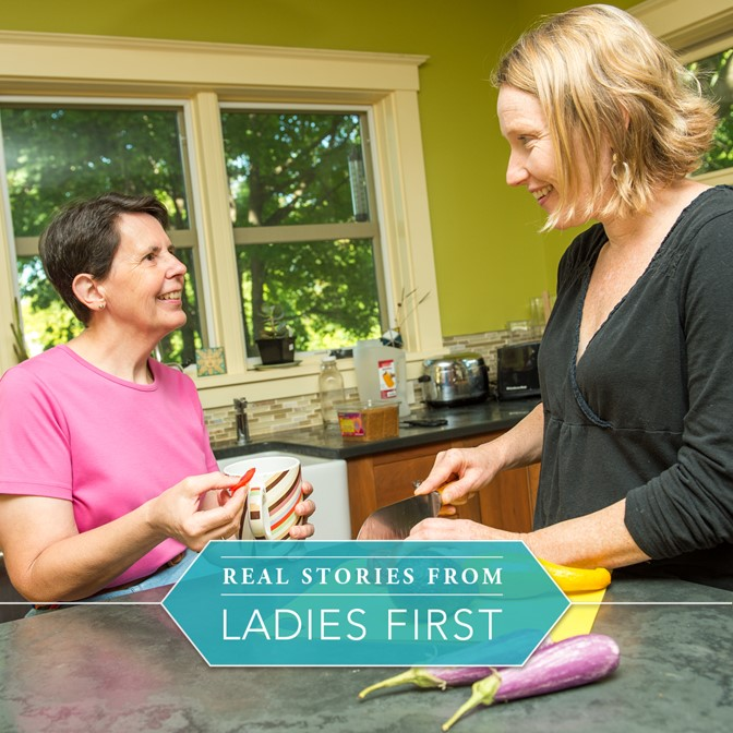 Real Stories of Ladies First- 7
