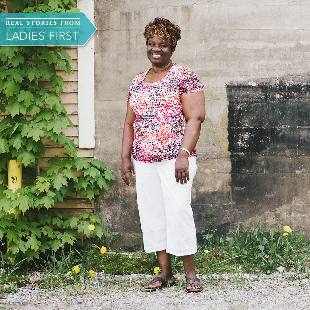 Real Stories of Ladies First- Loris
