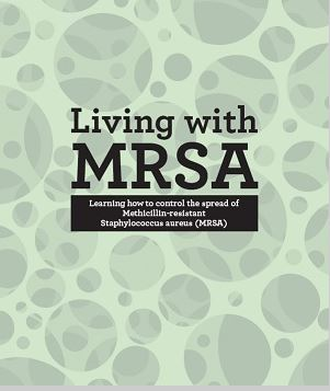 Living with MRSA Booklet