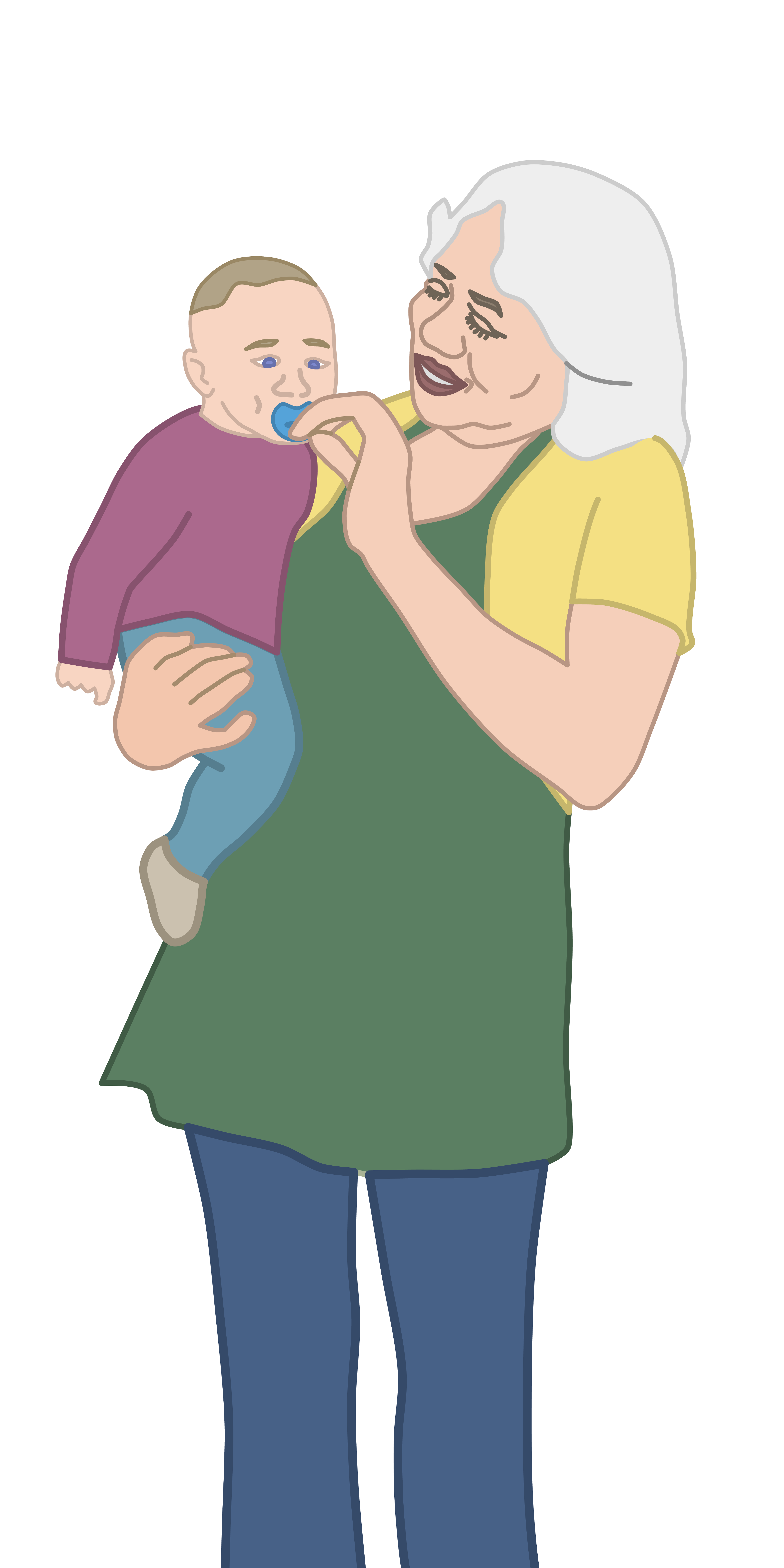 Grandma Babysit