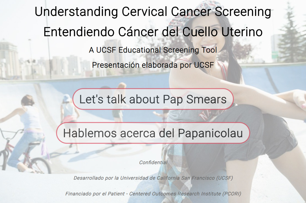 Understanding Cervical Cancer Screening