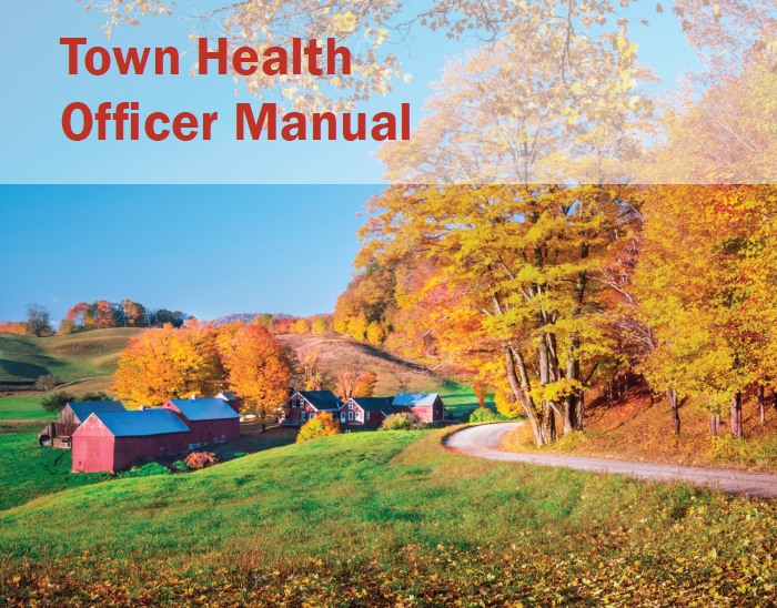 Town Health Officer Manual
