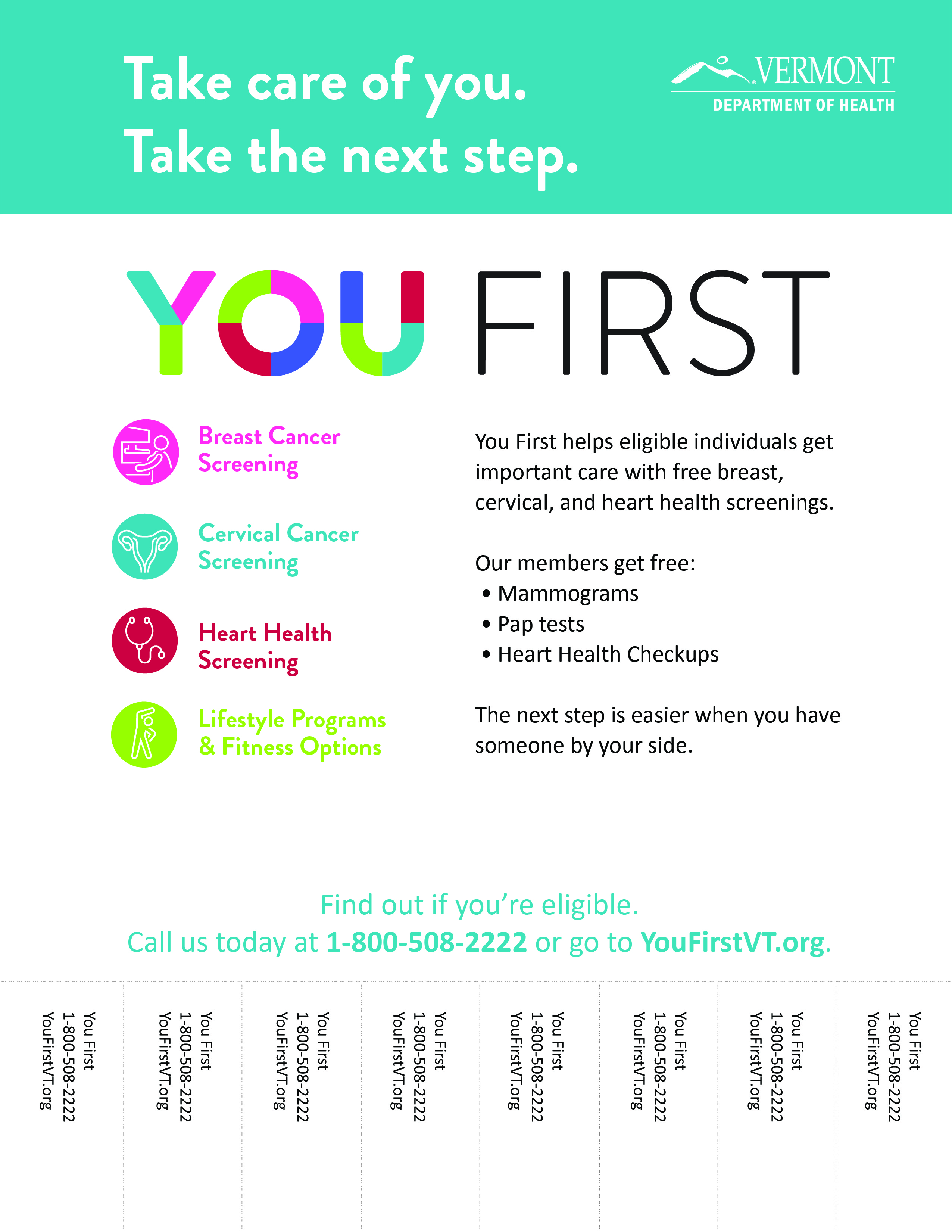You First Poster