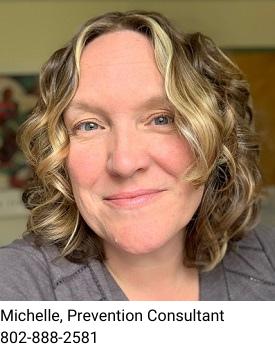 Michelle, Prevention Consultant