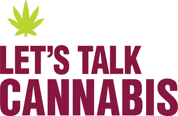 Let's Talk Cannabis logo