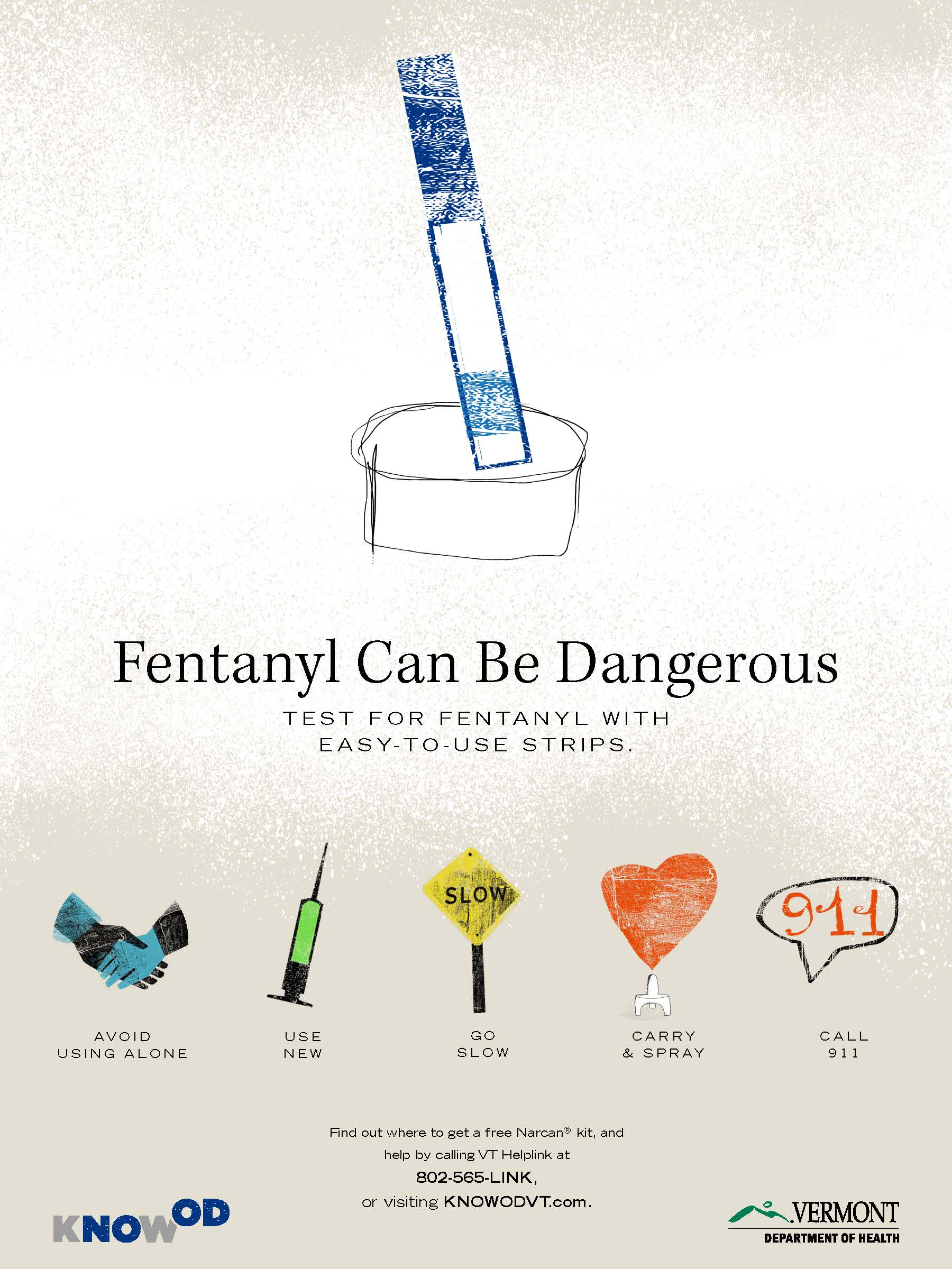 Fentany Can Be Dangerous