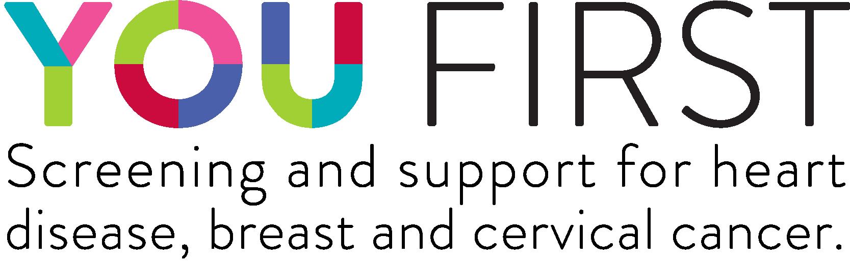 You First program logo
