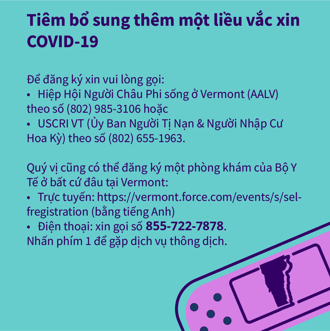 Register for the COVID-19 Booster Shot (Vietnamese)