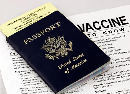 travel immunization