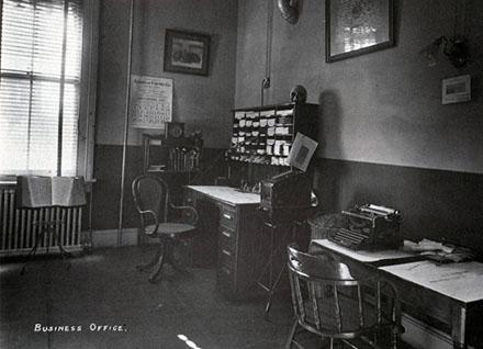 Old Health Department Business Office