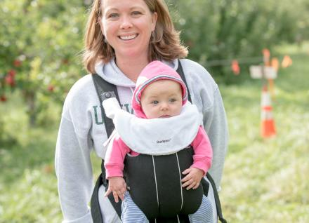Mom Baby Carrier