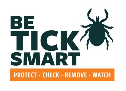Be Tick Smart Logo