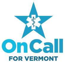 Star Logo for OnCall for Vermont
