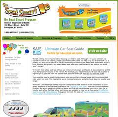 Be Seat Smart website