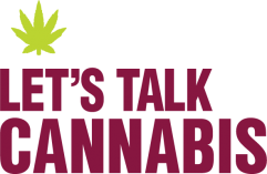 Let's Talk Cannabis logo