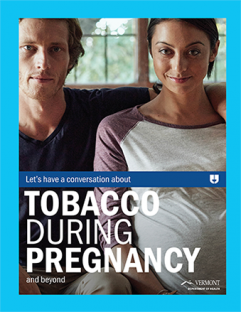 Tobacco during pregnancy patient fact sheet cover